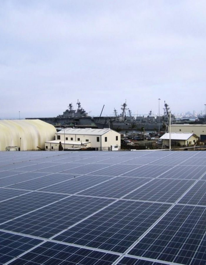 Marine Group Boat Works Commercial Solar Project