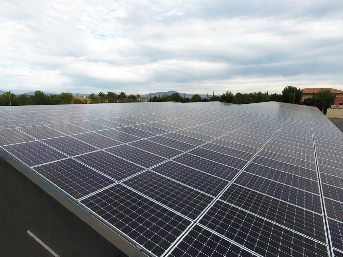 Cathedral Catholic High School Solar Project