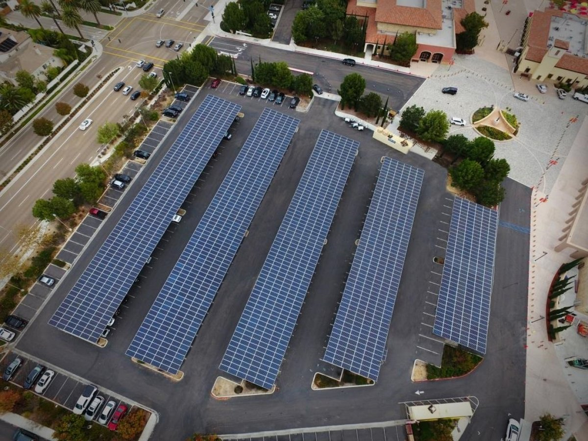 Cathedral Catholic High School Solar Solutions