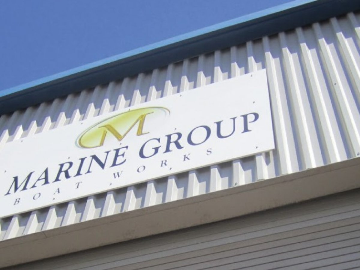 Marine Group Boat Works Commercial Solar Solutions