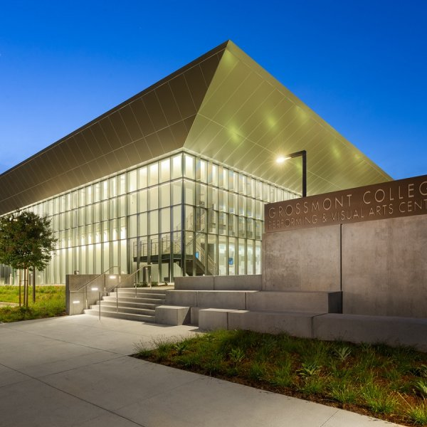 Grossmont College Arts & Communication Complex