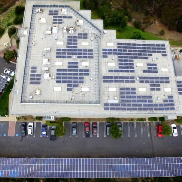 Vanguard Industries West Commercial Solar San Diego