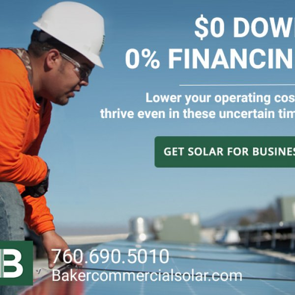 commercial solar financing in san diego