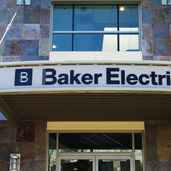baker electric office